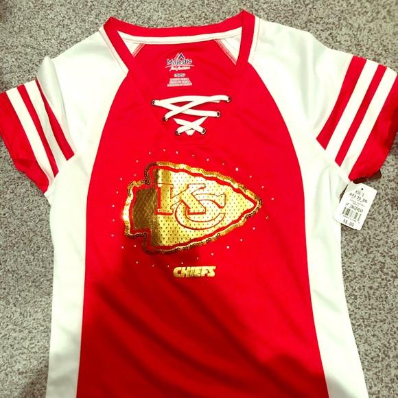 Tops   Kc Chiefs Shirt   Poshmark